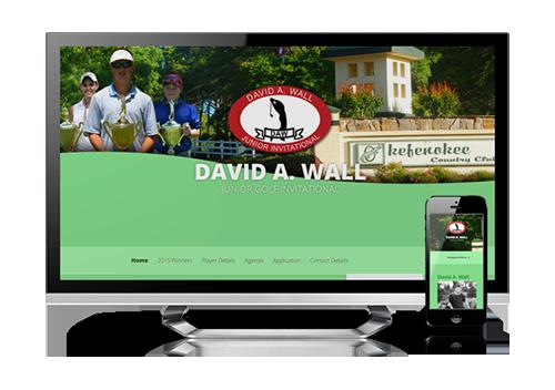 David A. Wall Golf