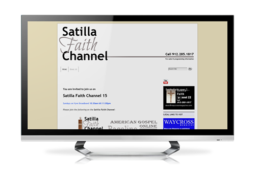 Satilla Faith Channel