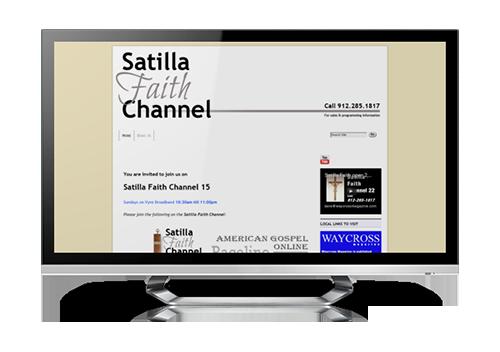 Satilla Faith Channel
