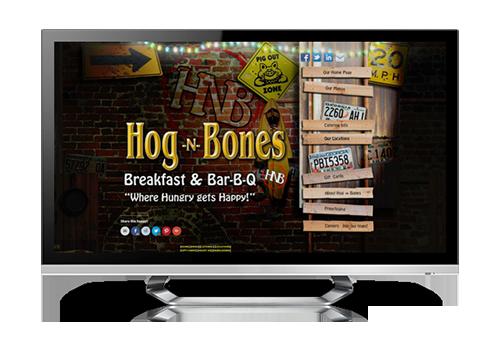 Hog-N-Bones