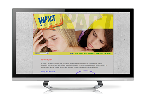 Teen IMPACT Center