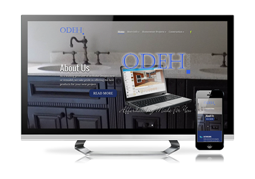 Odeh Cabinetry Designs