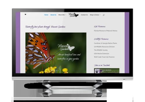 e commerce website design south georgia
