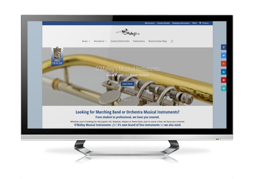 O'Malley Musical Instruments