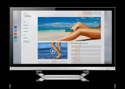 serva creative website designer